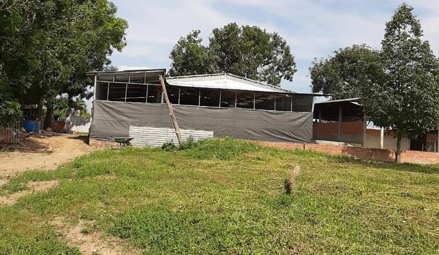 """Điểm mặt những bất thường tại """"xưởng"""" điện mặt trời mái nhà tại Đắk Nông - 6"""