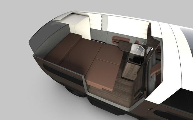 eBussy - Chiếc xe dễ tính, linh hoạt nhất thế giới - 19
