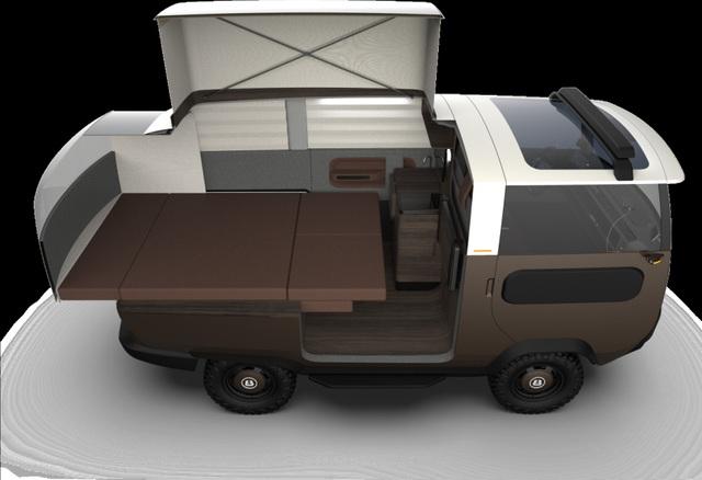 eBussy - Chiếc xe dễ tính, linh hoạt nhất thế giới - 17