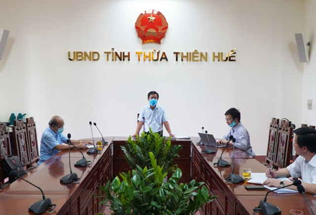Thừa Thiên Huế: Cho thí sinh bị cách ly thi riêng tại phòng thi dự phòng - 1