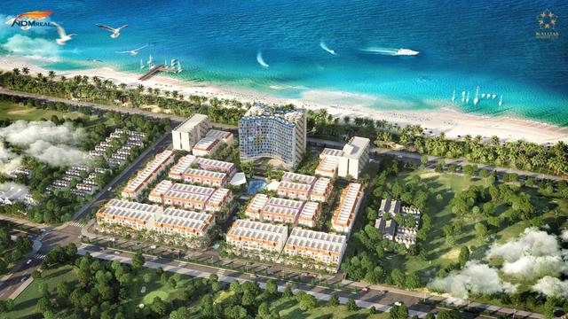 Kallias Complex City - Đẳng cấp bất động sản nghỉ dưỡng - 1