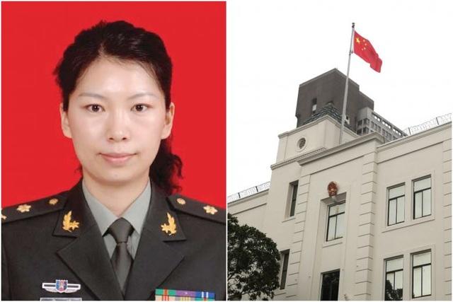 Nhà khoa học Trung Quốc trốn trong lãnh sự quán ở Mỹ bị bắt khi khám bệnh - 1