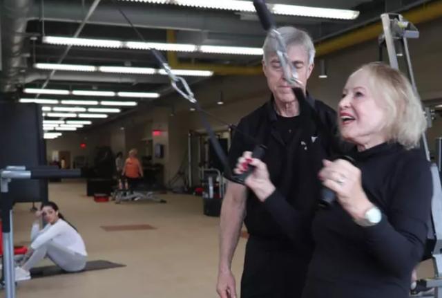 Nữ giáo sư đại học Harvard tuyên bố ngừng tập gym ở tuổi 104 - 3