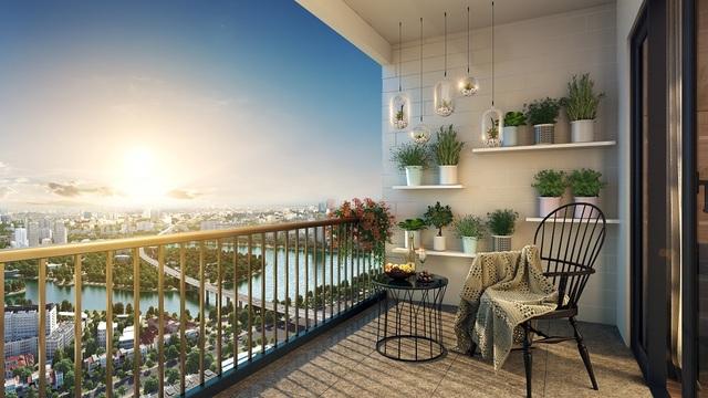Chính thức khai trương tầng căn hộ mẫu dự án Phương Đông Green Park - 3