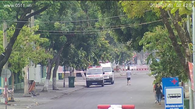 Xem trực tiếp các tuyến phố bị phong tỏa tại Đà Nẵng trên YouTube, Facebook