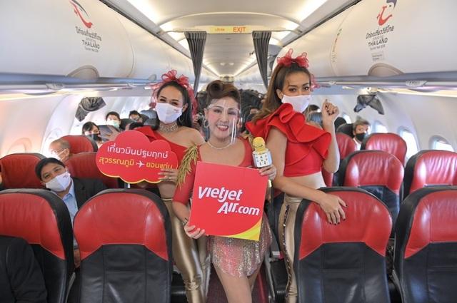 Vietjet Thái Lan khai trương đường bay Bangkok-Khon Kaen giá chỉ từ 5 Baht - 2