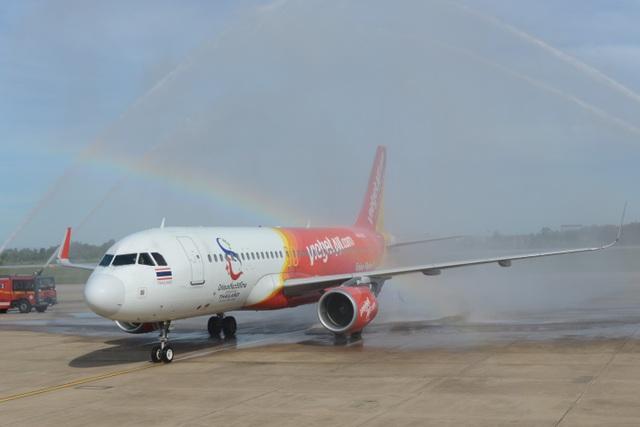 Vietjet Thái Lan khai trương đường bay Bangkok-Khon Kaen giá chỉ từ 5 Baht - 3