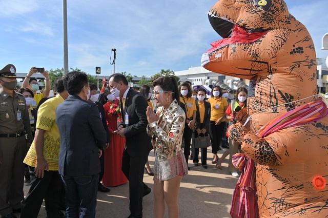 Vietjet Thái Lan khai trương đường bay Bangkok-Khon Kaen giá chỉ từ 5 Baht - 5