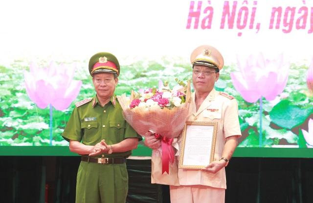 Thiếu tướng Nguyễn Hải Trung làm Giám đốc Công an Hà Nội - 1