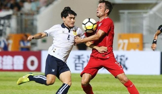 Tuyển thủ Lào bị cấm thi đấu suốt đời vì bán độ - 1