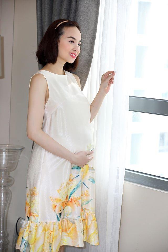 Nữ diễn viên Đinh Ngọc Diệp đã sinh con thứ 2 cho ông xã Victor Vũ - 4