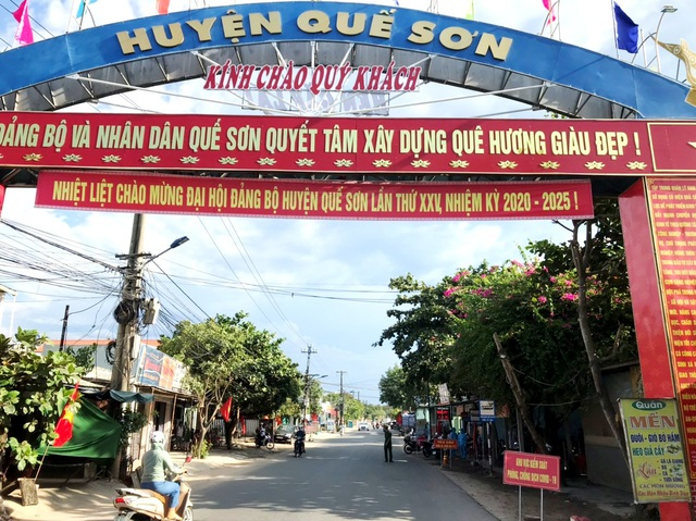 5 ca mắc Covid-19 ở Quảng Nam có lịch trình đi lại phức tạp - 2
