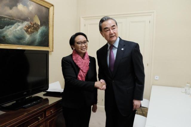 Indonesia kêu gọi Trung Quốc tuân thủ luật quốc tế trên Biển Đông - 1