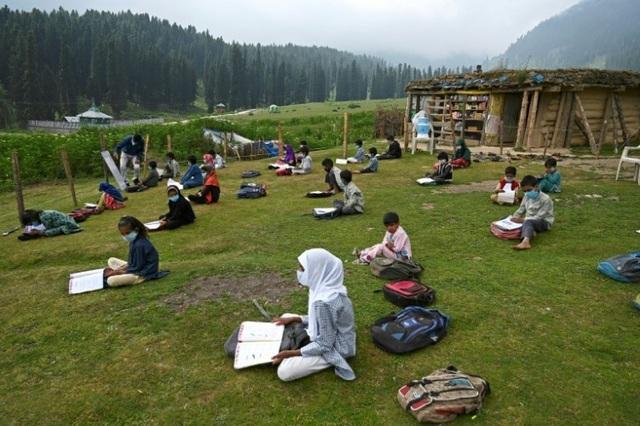 Ấn Độ: Nơi đỉnh đồi trở thành lớp học - 1