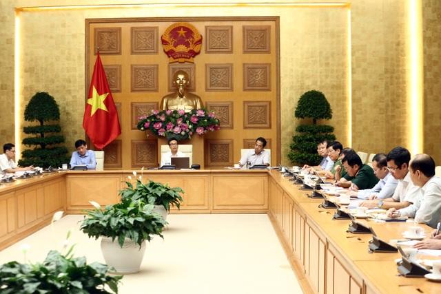Đề nghị Thủ tướng ban hành chỉ thị mới, biện pháp quyết liệt chống Covid-19 - 1