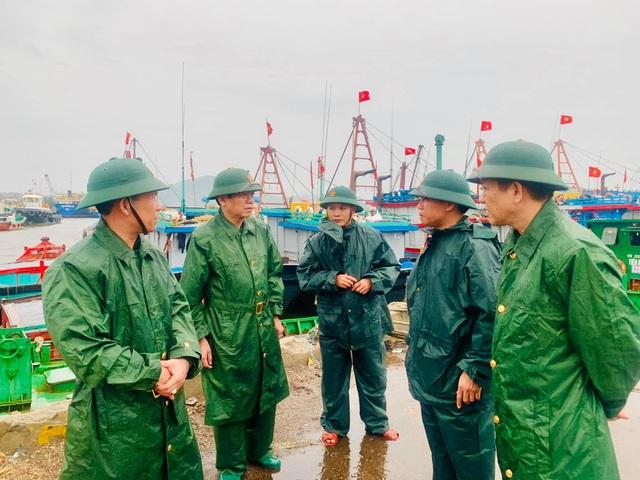 Nghệ An, Thanh Hóa di dời dân trước bão, phòng chống dịch tại nơi sơ tán - 5