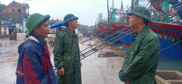 Nghệ An, Thanh Hóa di dời dân trước bão, phòng chống dịch tại nơi sơ tán - 4