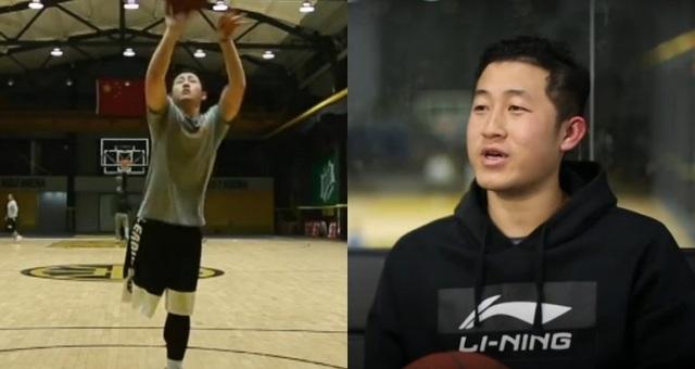 Cầu thủ bóng rổ cụt chân gây sốt mạng với khả năng ném bóng thần thánh - 1