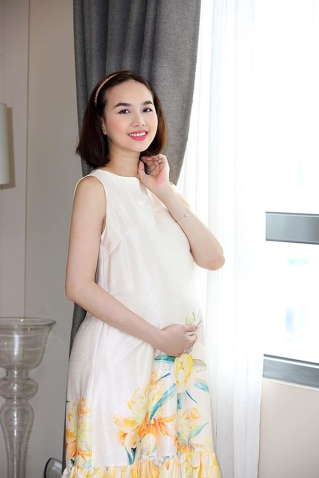 Nữ diễn viên Đinh Ngọc Diệp đã sinh con thứ 2 cho ông xã Victor Vũ - 5