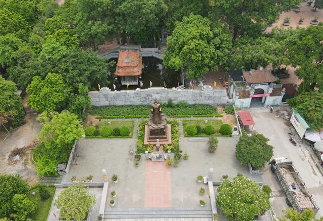 Chiêm ngưỡng bức tượng đồng nguyên chất lớn nhất Việt Nam - 2