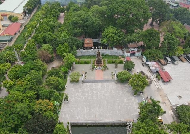 Chiêm ngưỡng bức tượng đồng nguyên chất lớn nhất Việt Nam - 3