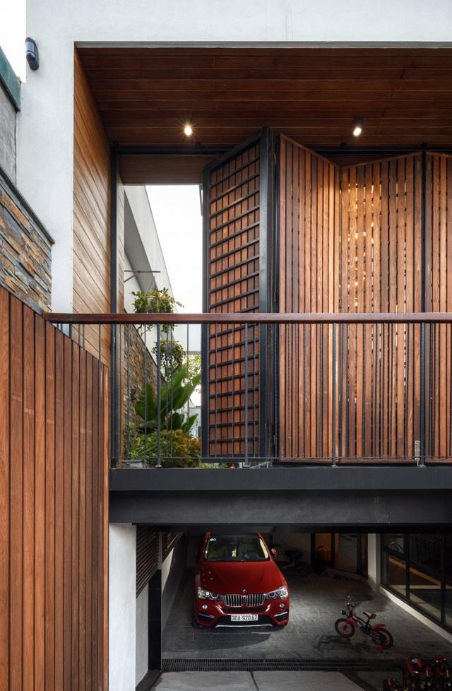 Độc đáo ngôi nhà ở Hà Nội có bể bơi dưới tầng hầm, đẹp như resort - 3