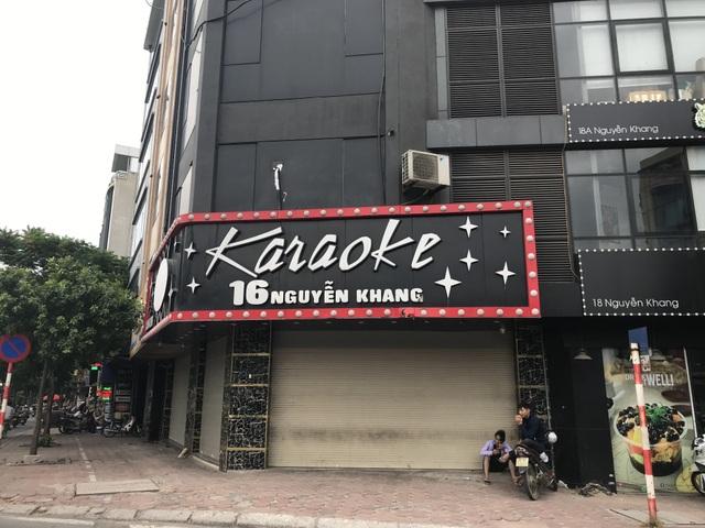 Đồng loạt các quán karaoke đóng cửa, dừng hoạt động phòng dịch Covid-19 - 9
