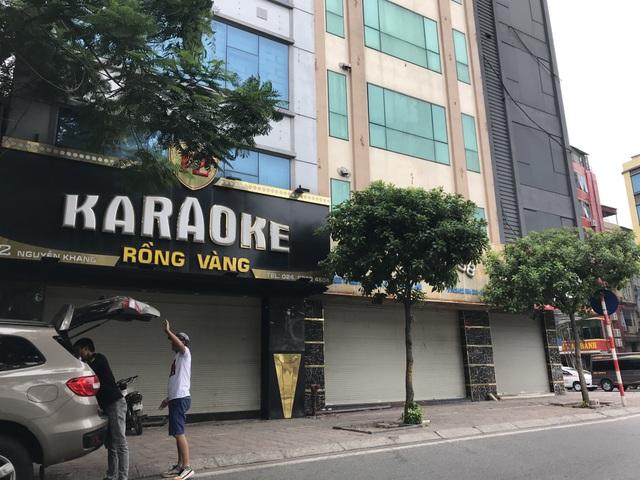 Đồng loạt các quán karaoke đóng cửa, dừng hoạt động phòng dịch Covid-19 - 4
