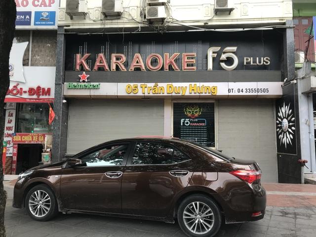 Đồng loạt các quán karaoke đóng cửa, dừng hoạt động phòng dịch Covid-19 - 3