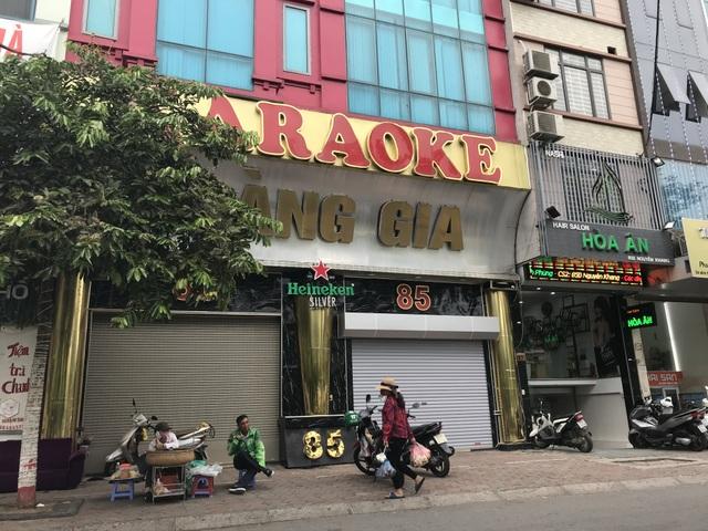 Đồng loạt các quán karaoke đóng cửa, dừng hoạt động phòng dịch Covid-19 - 2