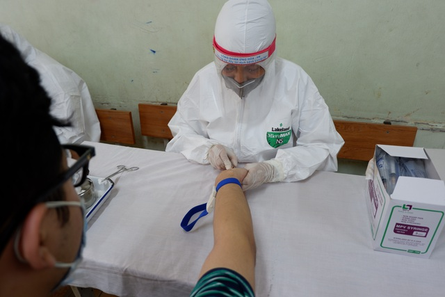 Thái Bình: Trở về từ Quảng Nam, người đàn ông dương tính lần một SARS-CoV-2 - 1