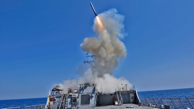 Mỹ sẽ phát triển tên lửa diệt hạm ứng phó lưới phòng thủ của Trung Quốc - 1