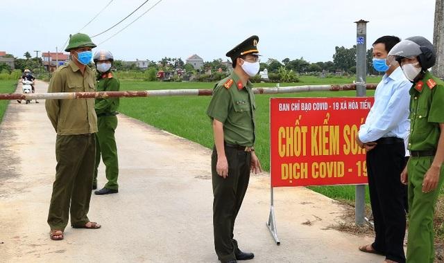 Thái Bình lên tiếng việc đoàn lãnh đạo đi công tác lúc có dịch Covid-19 - 1