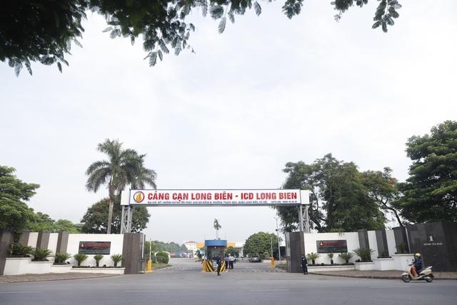 Cảng cạn Long Biên hoạt động đúng ngày EVFTA chính thức có hiệu lực - 1