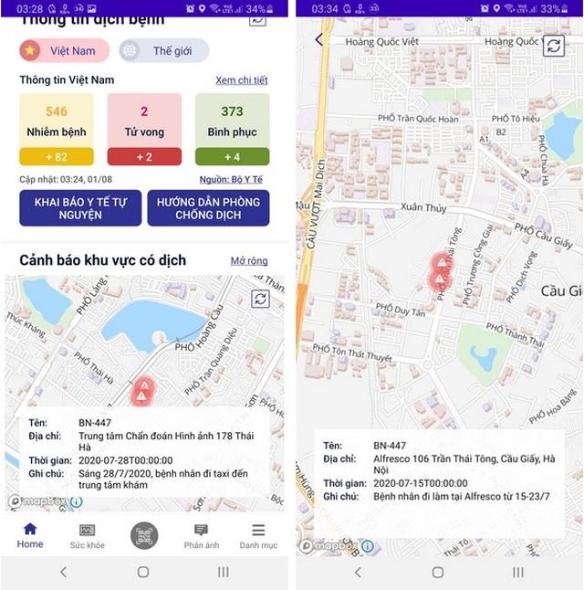 Những ứng dụng nên có trên smartphone để phòng lây nhiễm Covid-19 - 3