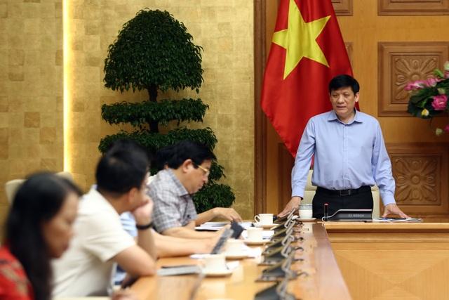 Đề nghị Thủ tướng ban hành chỉ thị mới, biện pháp quyết liệt chống Covid-19 - 2