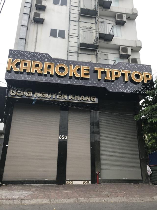 Đồng loạt các quán karaoke đóng cửa, dừng hoạt động phòng dịch Covid-19 - 5