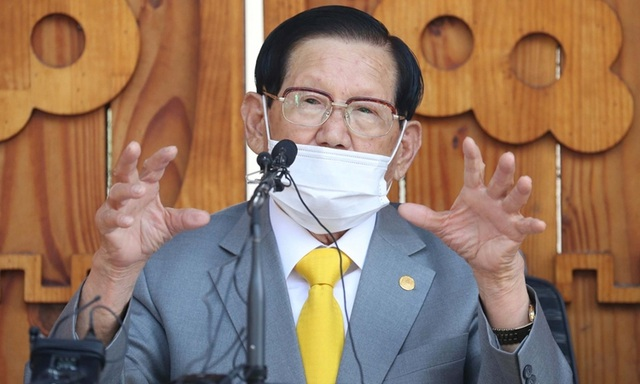 Hàn Quốc bắt giữ giáo chủ Tân Thiên Địa - 1