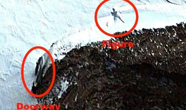 Thợ săn UFO tuyên bố phát hiện người ngoài hành tinh cao 20m ở Nam cực - 2