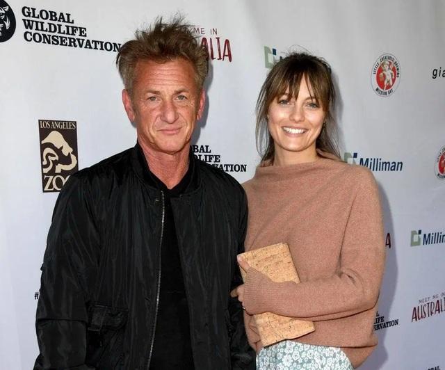 Nam diễn viên 60 tuổi Sean Penn kết hôn với bạn gái 9X - 5