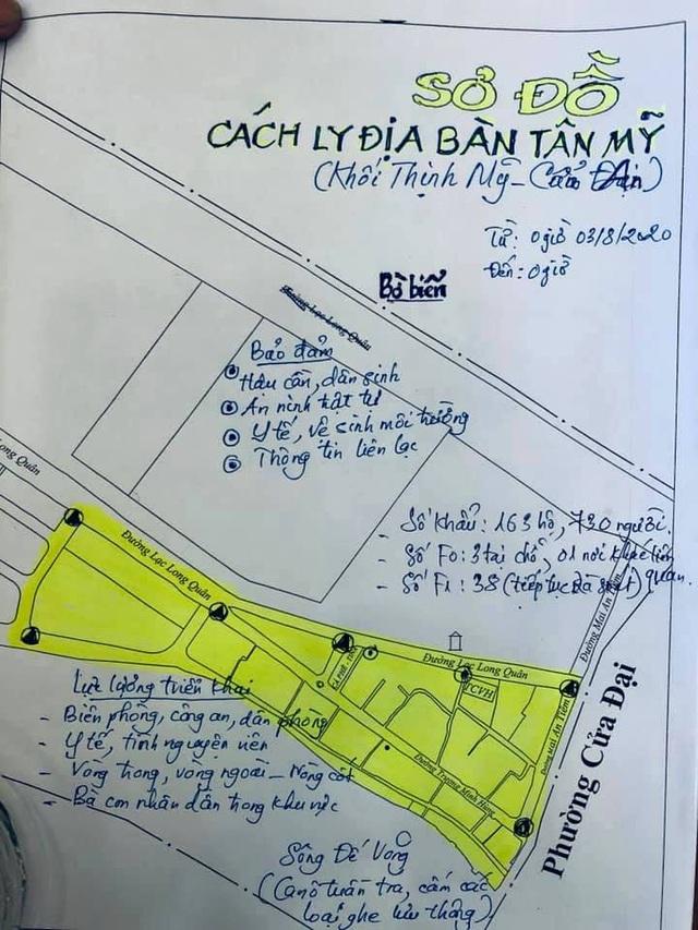 Quảng Nam quyết định phong tỏa nhiều khu dân cư - 1