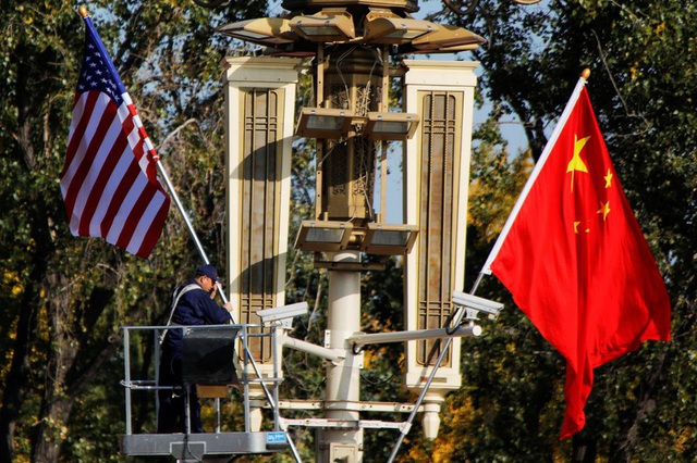 Mỹ chuẩn bị chiến dịch gây sức ép toàn diện với Trung Quốc - 1