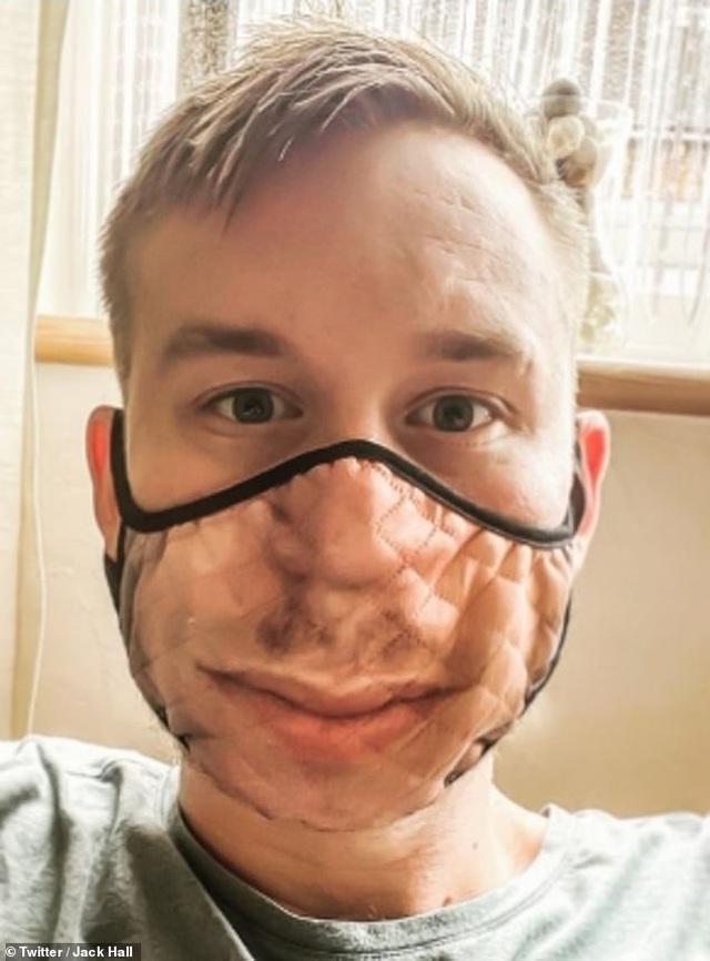 Khẩu trang hài hước: Giữa dịch bệnh, vẫn cần có nụ cười và sự lạc quan - 6