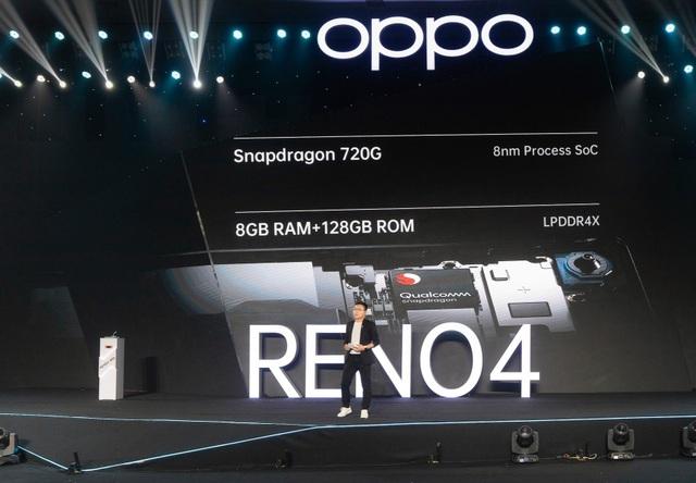 Oppo ra mắt bộ đôi điện thoại Reno4 và smart watch tại Việt Nam - 3
