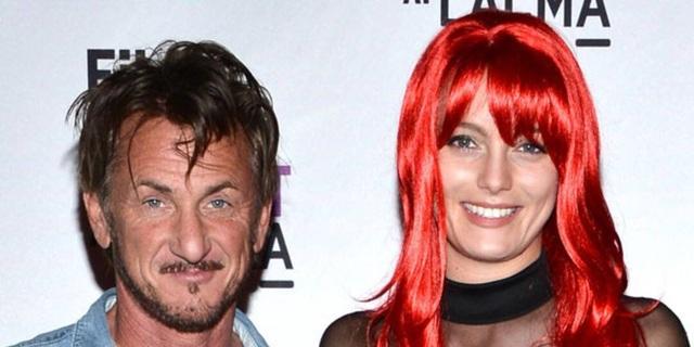 Nam diễn viên 60 tuổi Sean Penn kết hôn với bạn gái 9X - 3