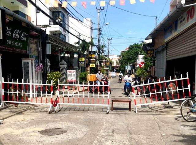 Quảng Nam quyết định phong tỏa nhiều khu dân cư - 2