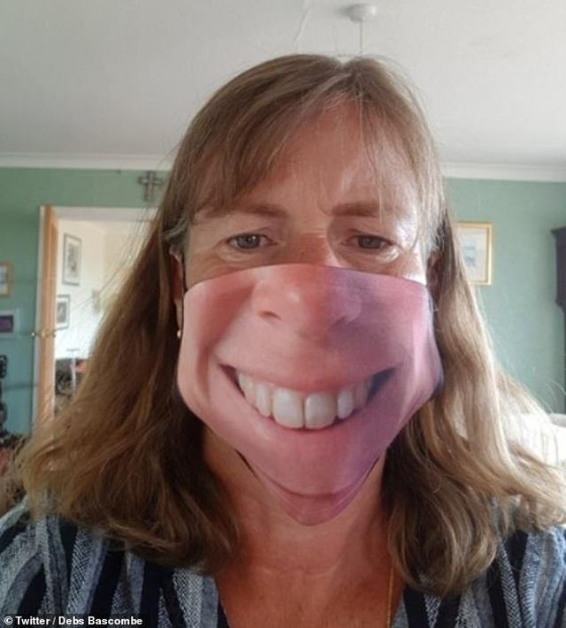 Khẩu trang hài hước: Giữa dịch bệnh, vẫn cần có nụ cười và sự lạc quan - 8