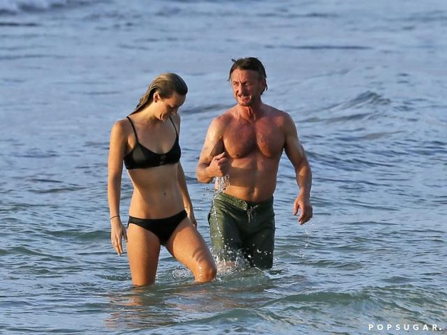 Nam diễn viên 60 tuổi Sean Penn kết hôn với bạn gái 9X - 2
