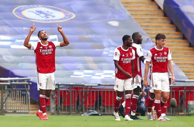 Đánh bại Chelsea, Arsenal lần thứ 14 vô địch FA Cup - 2