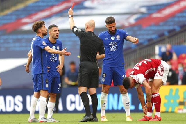 Đánh bại Chelsea, Arsenal lần thứ 14 vô địch FA Cup - 4